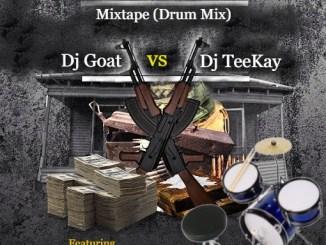 DJ MIX: Dj Goat Vs Dj Teekay - 100Bands Mixtape (Drum Mix)