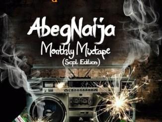 Dj Mix: Dj Mowiz - AbegNaija Monthly (Amapiano Mix)