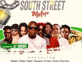 Dj Mix: DJ Gambit - South Street Mixtape