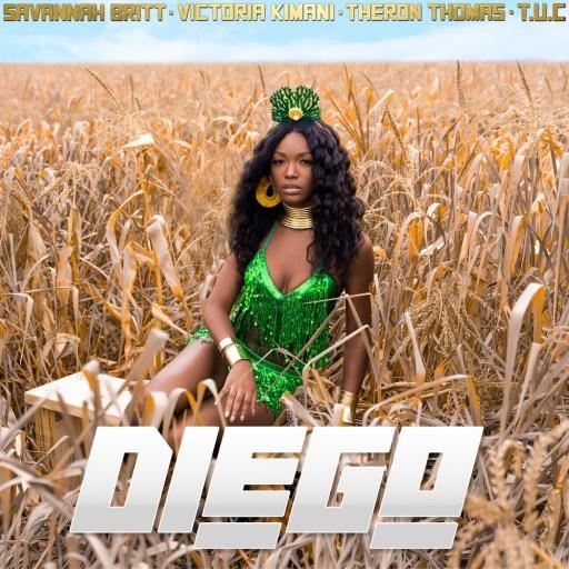 Music: Savannah Britt - Diego ft. Victoria Kimani, R. City & T.U.C
