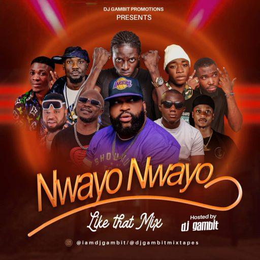 Dj Mix: DJ Gambit – Nwayo Nwayo Like Dat Mixtape