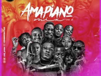 DJ MIX: DJ Yomc - Amapiano Mix (Vol.2)