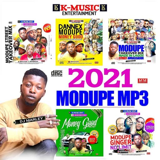 Dj Mix: Dj Marley – 2021 Modupe Mix