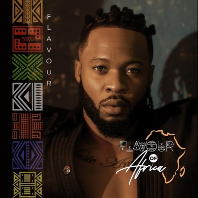 Flavour – Flavour Of Africa Abum Art