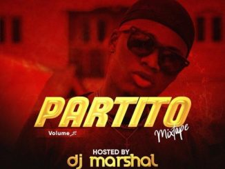 Dj Marshal - Partito Mixtape Vol. 2