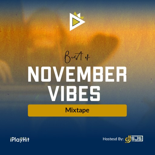 iPlayhit Best Of November Vibes Mix - Hosted by Dj SJS