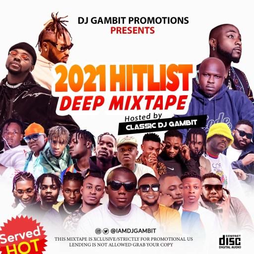DJ Gambit – 2021 Naija Hitlist Deep Mixtape