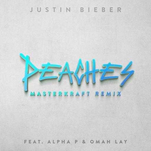 Justin Bieber ft. Omah Lay & Alpha P – Peaches (Masterkraft Remix)