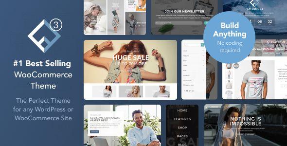 Flatsome v3.5.1 - Multi-Purpose Responsive WooCommerce Theme