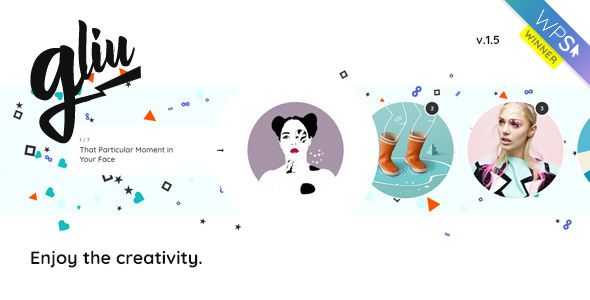 Gliu v1.5 - Enjoy The Creativity