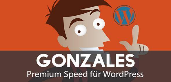 Gonzales v2.1.2 - Premium Speed For WordPress