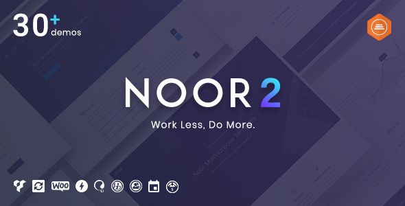 Noor v2.9.0 - Fully Customizable Creative AMP Theme
