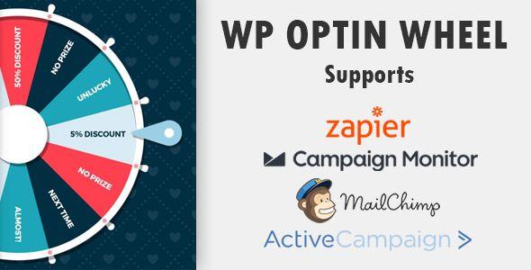 Optin Wheel v3.2.1 - Gamified Optin Tool For WooCommerce