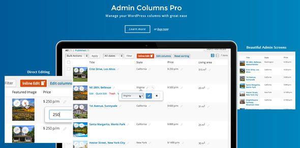 Admin Columns Pro v4.4