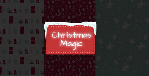 Christmas Magic v3.0 - AA-Snow WordPress Plugin