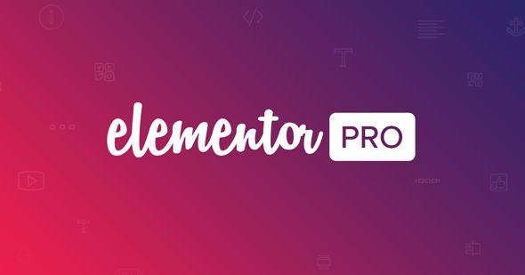 Elementor Pro v2.0.13 - Live Form Editor