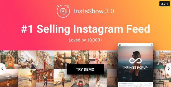 Instagram Feed v3.2.1 - WordPress Instagram Gallery