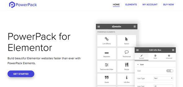 PowerPack For Elementor v1.2.2