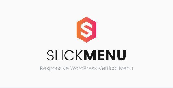 Slick Menu v1.0.9.8 - Responsive WordPress Vertical Menu