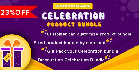 WooCommerce Product Bundle With Gift Pack v1.0.3