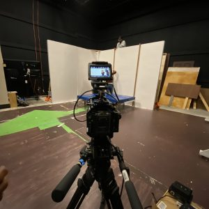 Set up for production