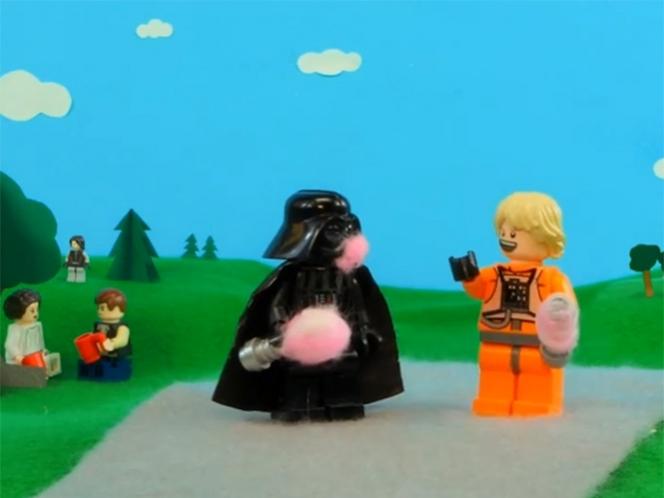 Lego celebra el Día del Padre