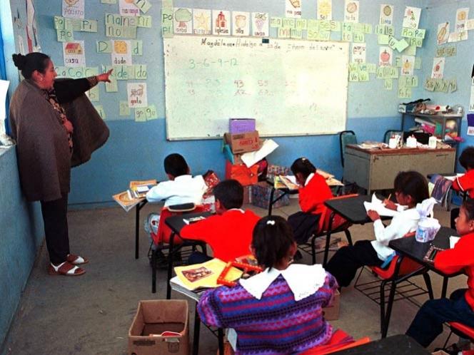 Pide SNTE a SEP definir concepto de 'buen maestro'