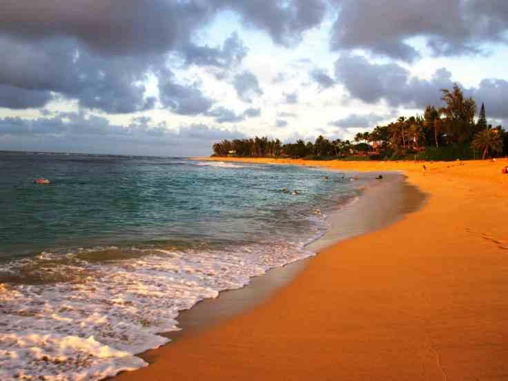 Sunset Beach, Oahu 2012