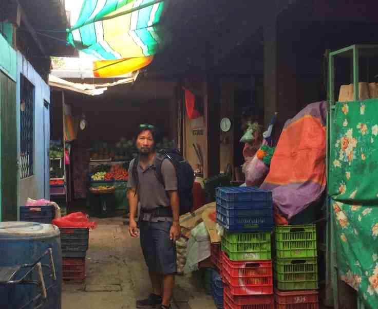 Market in San Juan Del Sur
