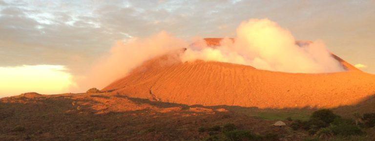 Telica Volcan