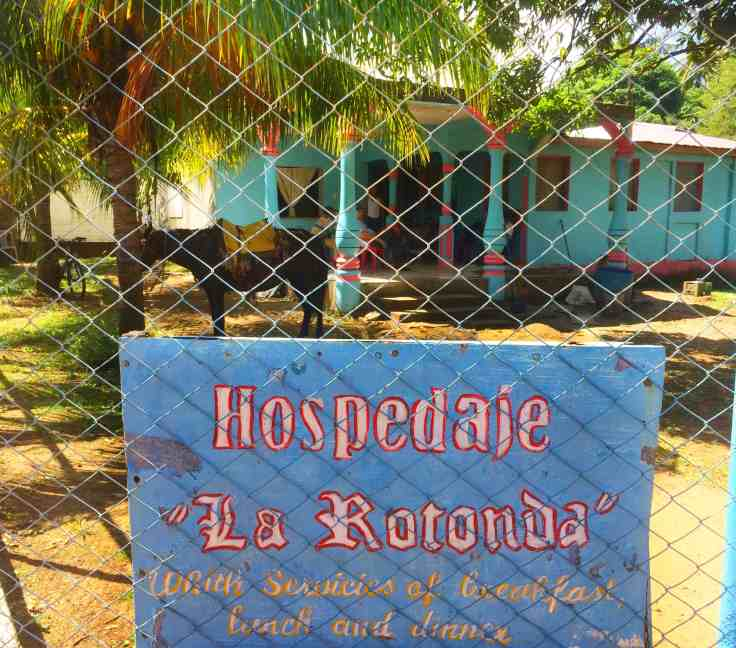 Hostel on Big Corn Island