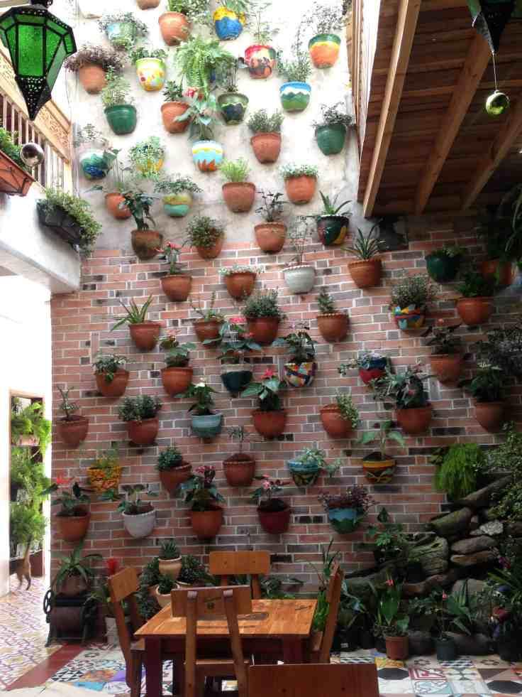 Coffee shop in Jardín