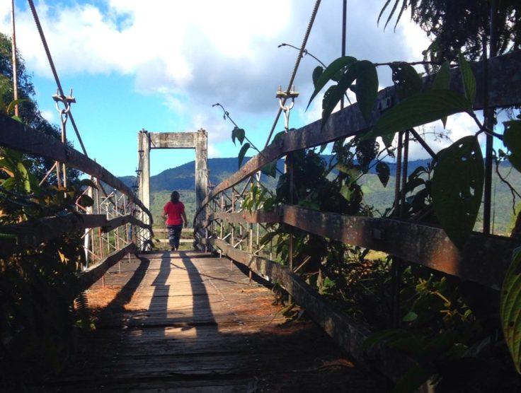 Walk to La Piedra del Peno from Guatape Colombia