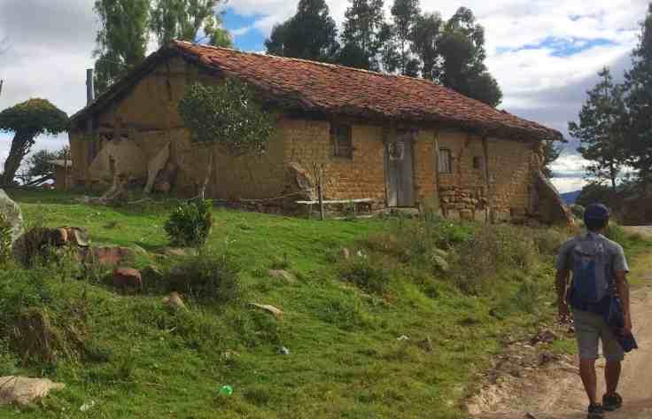 A home in Villa de Leyva