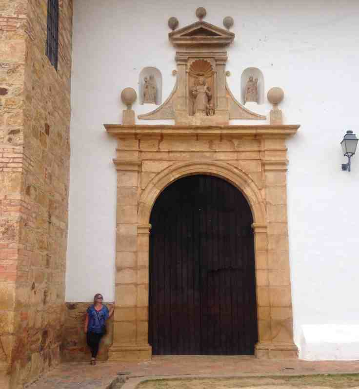 Hanging out in Villa de Leyva