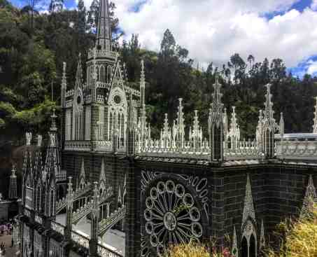 Las Lajas Sanctuary ipiles must see colombia