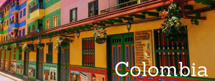 Guatape Colombia, Life outside the box