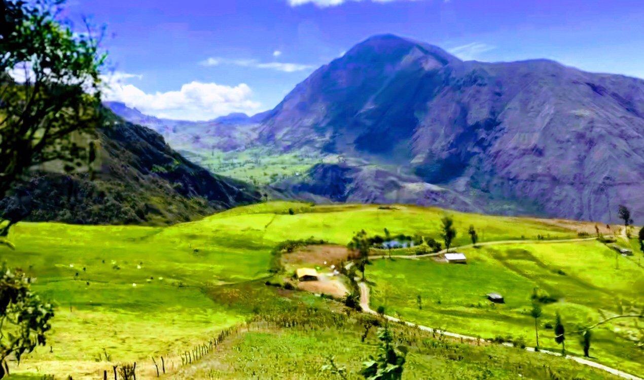 Mountain things to do in Ecuador