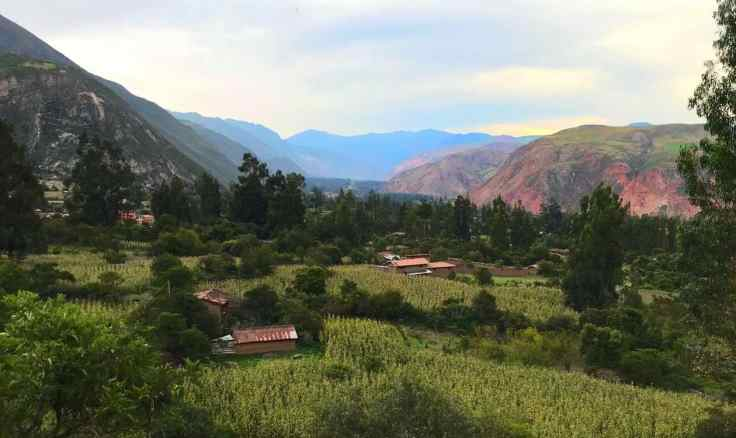 Our home in the Sacred Valley