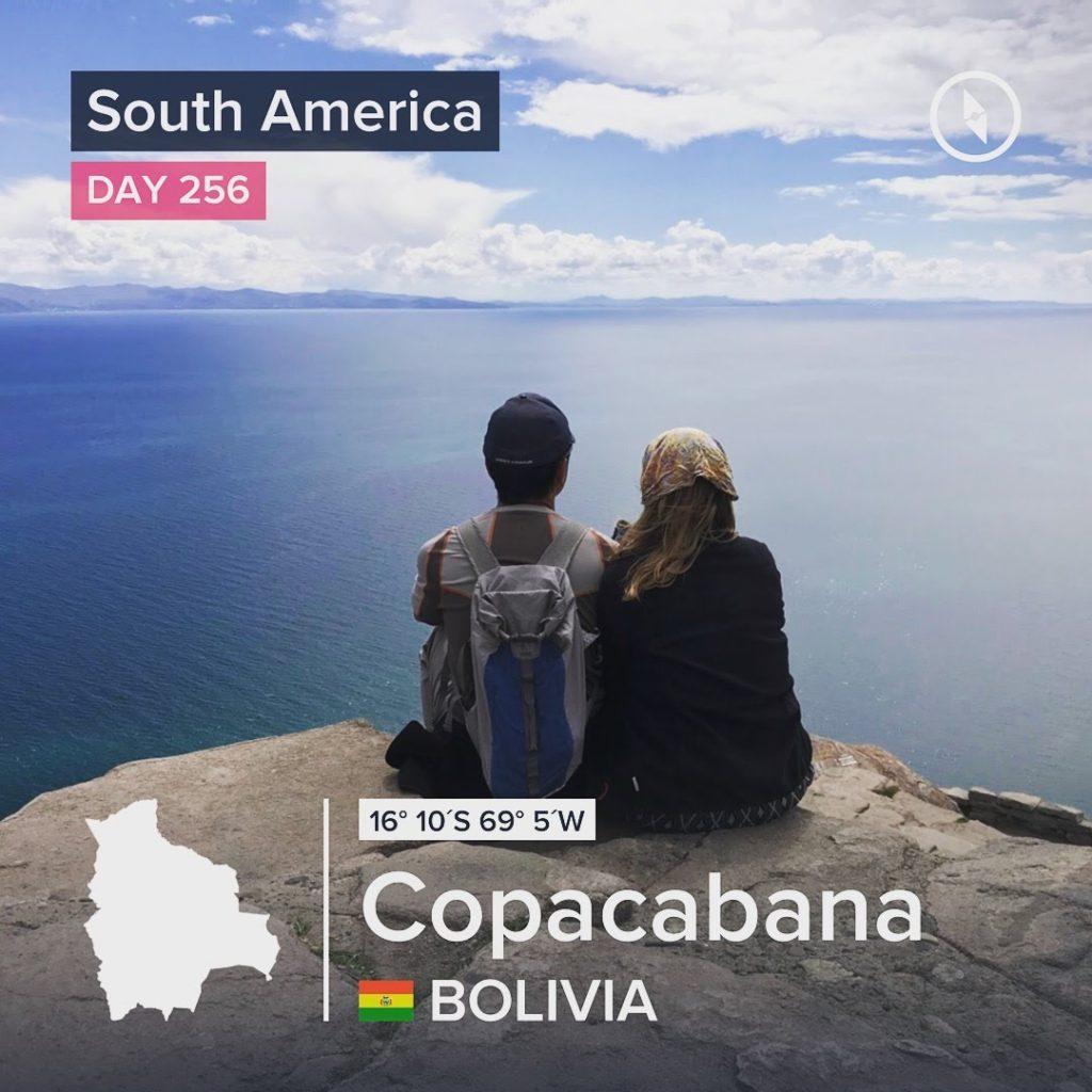 Copacabana Bolivia Tourism
