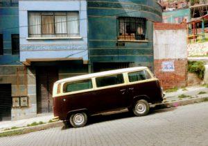 VW in La Paz Transportation in Travel apps