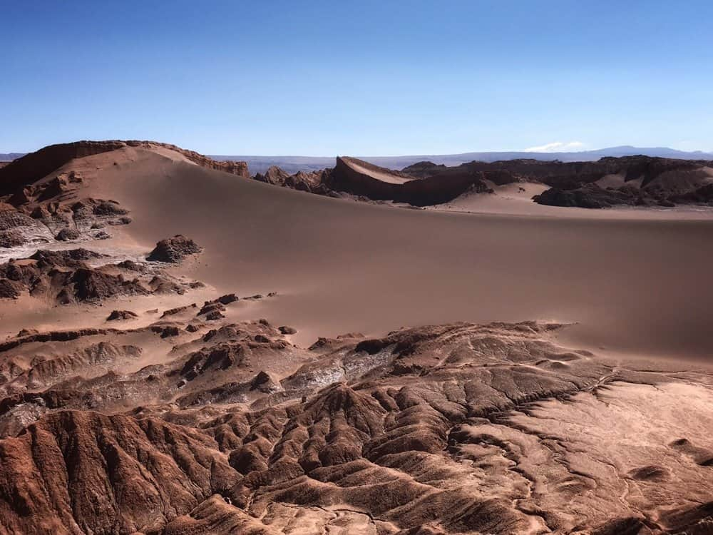 Valley de Leuna of the Atacama