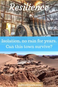 Pin Isolation, no rain for years. Can this town survive?
