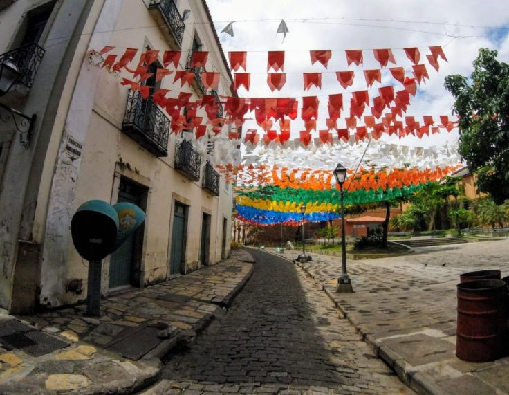 Sao Luis in the morning, safety travel tips