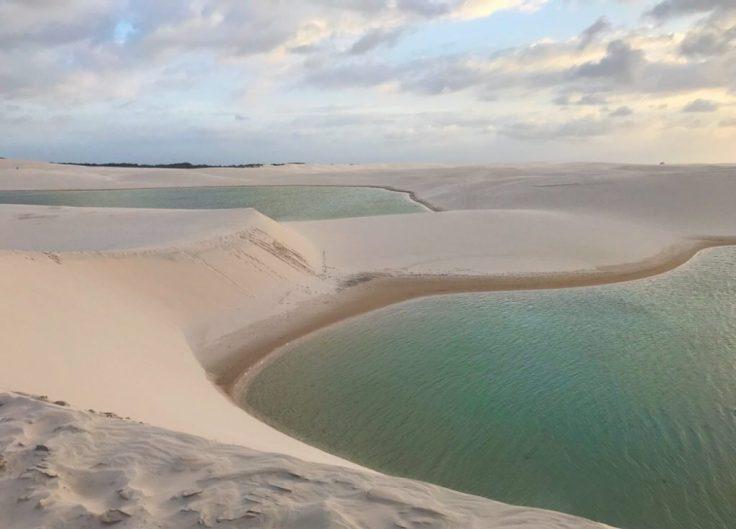 Lençóis Maranhenses National Park the Most beautiful place in the world