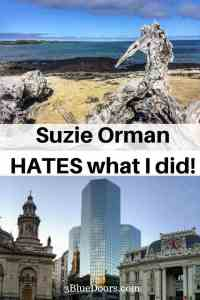 Suzie Orman hates what I did. I retired early and here is why she hates it.