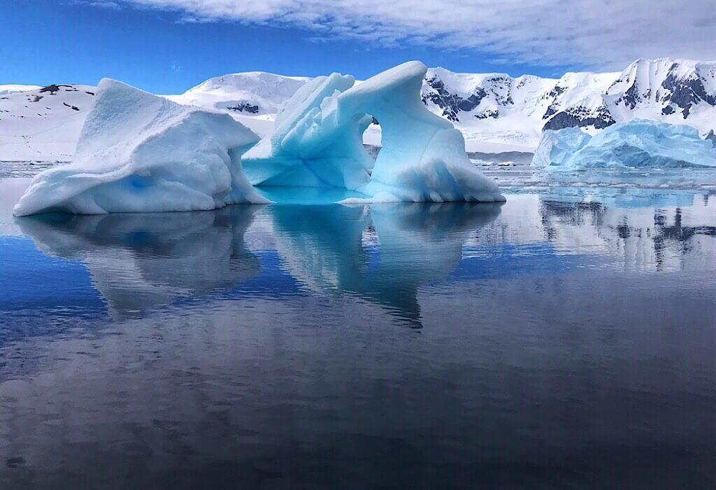Ice Burg in Antarctica