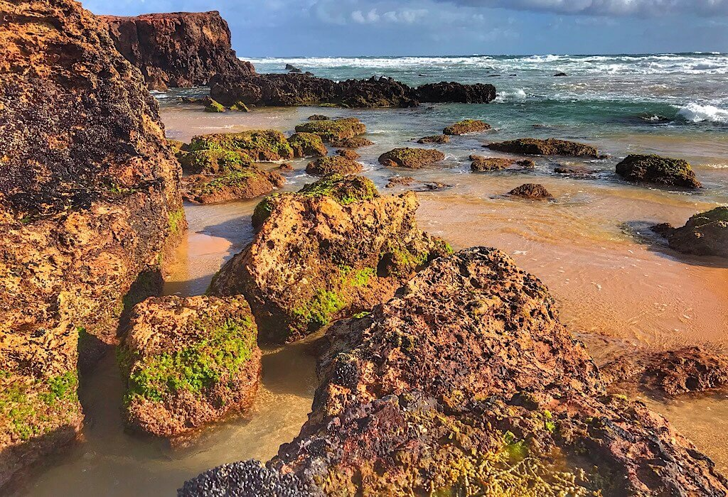 Beach on Philip Island, VIC, Australia