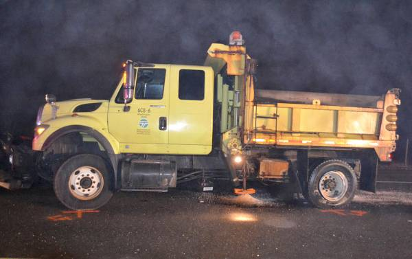 Two from Aberdeen killed in car vs. snow plow wreck Sunday ...
