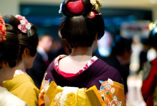 京都不動産 舞妓さん 芸者